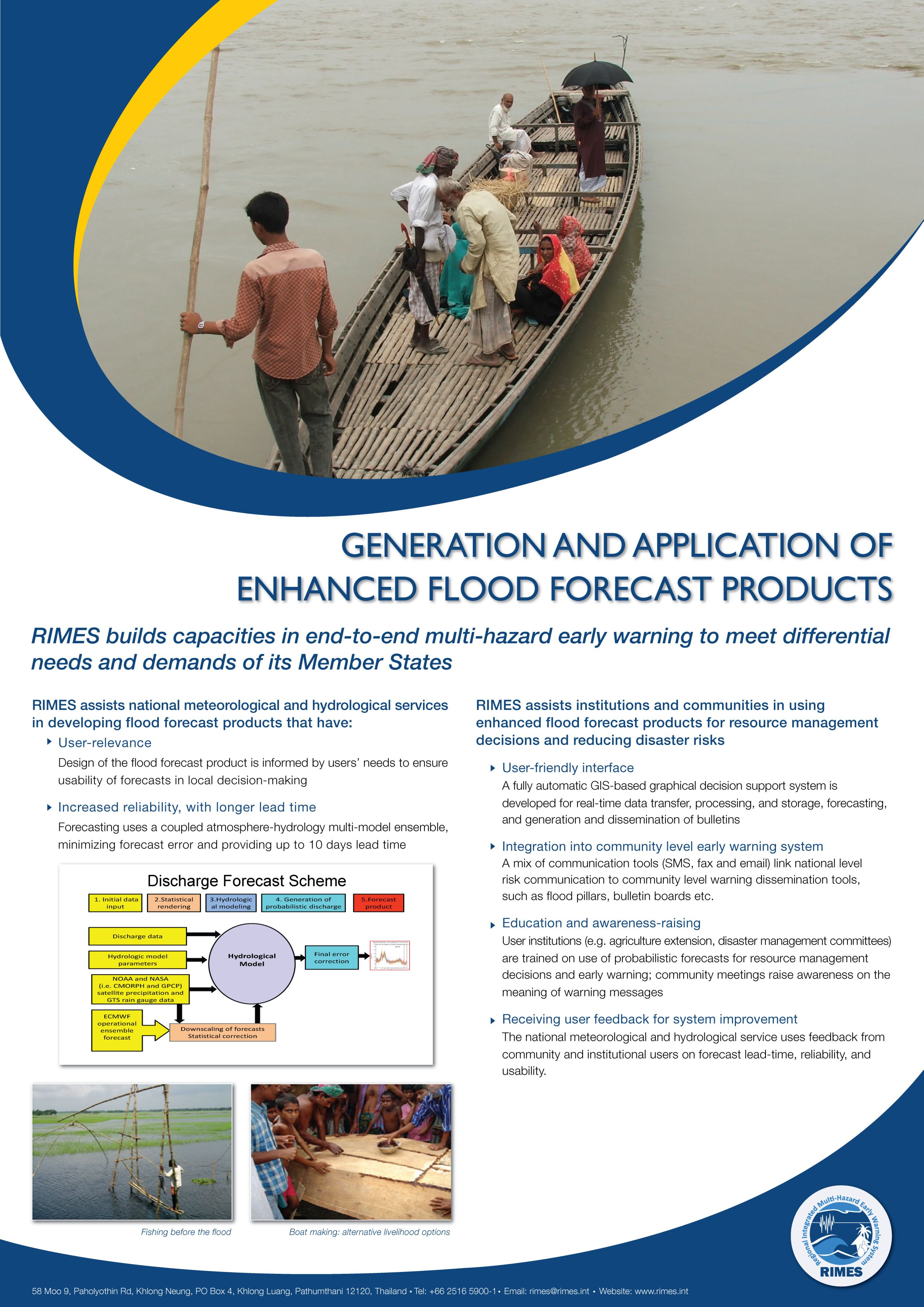 Flood Forecasting Services